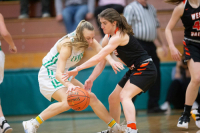 Gallery: Girls Basketball West Valley (Spokane) @ Lynden